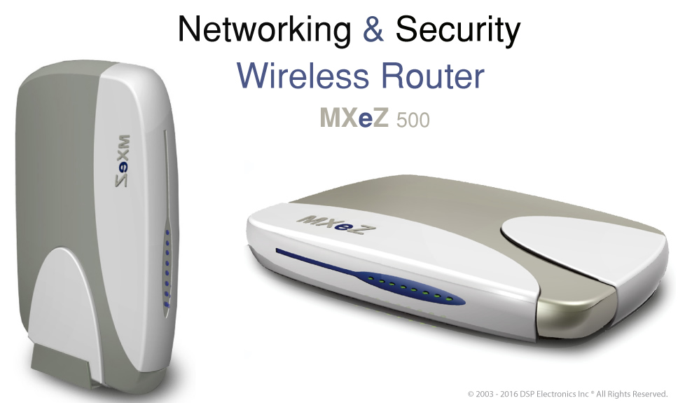 frontslide-wireless-router